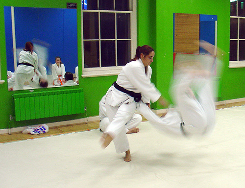 judothrow
